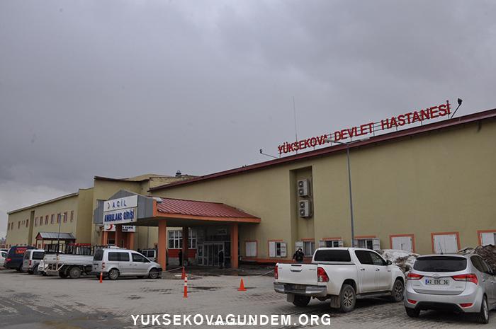 Yüksekova'da 3 Covid-19 hastası taburcu edildi 1