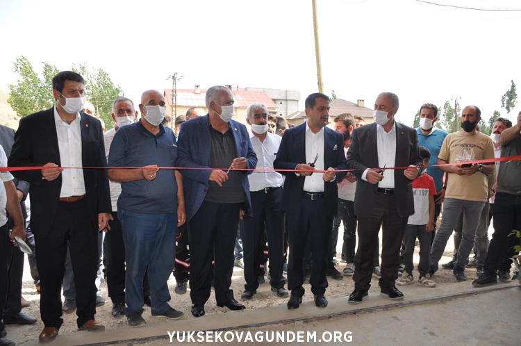 Yüksekova'da 'Atiker Devran Oto Gaz' Adlı iş Yeri Açıldı 1