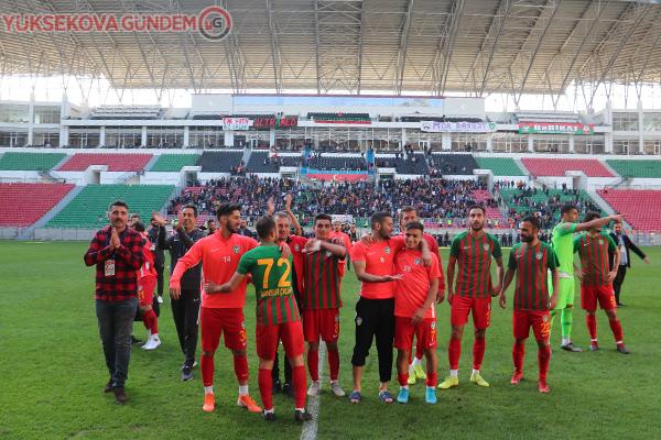 Amed Sportif Faaliyetler PFDK'ya sevk edildi