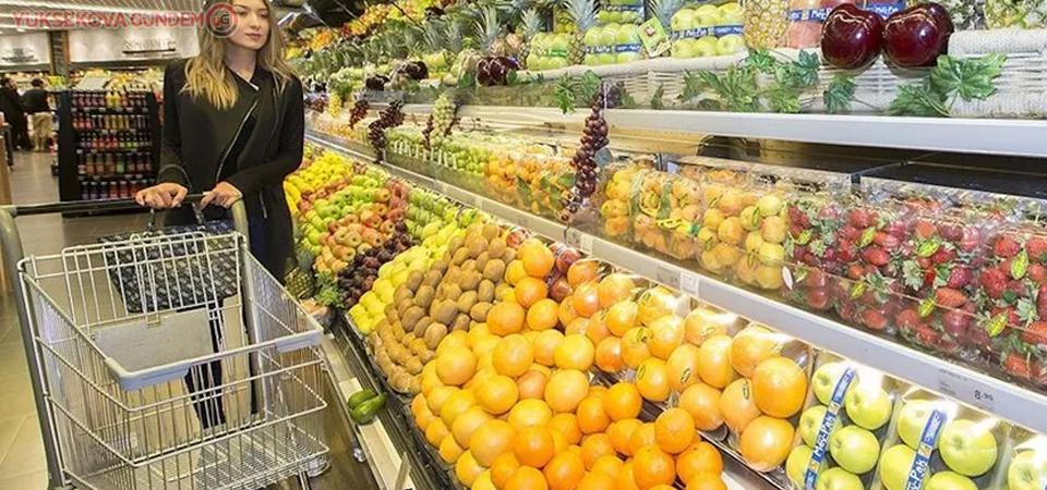 TÜİK'e göre enflasyon yüzde 11,75