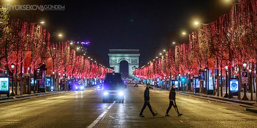 Fransa'da son 24 saatte 310 ölüm