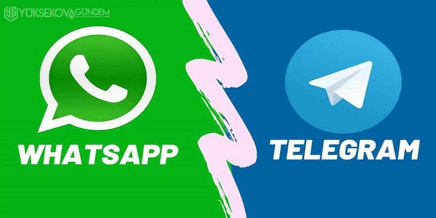 Bilişim Uzmanı: WhatsApp ne yapıyorsa Telegram da onu yapıyor