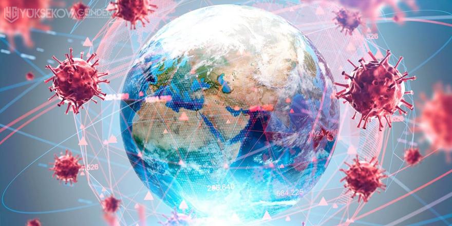Dünya genelinde Covid-19 vaka sayısı 92 milyonu aştı
