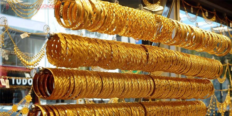 Serbest piyasada altın fiyatları: Çeyrek altın 719 lira oldu