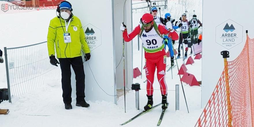 Yüksekovalı kayakçı dünya şampiyonasına katılacak