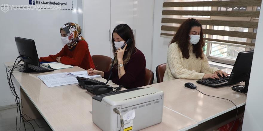 Hakkari'de vatandaşın talepleri 'Beyaz Masa' ile çözüme kavuşuyor