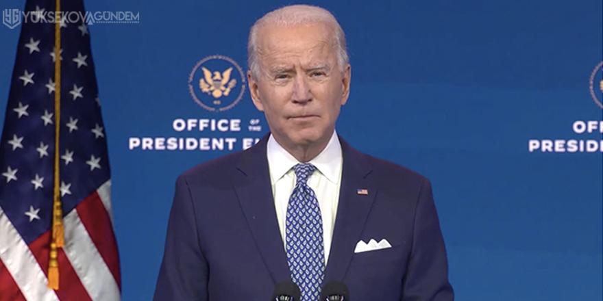 Joe Biden resmen göreve başladı