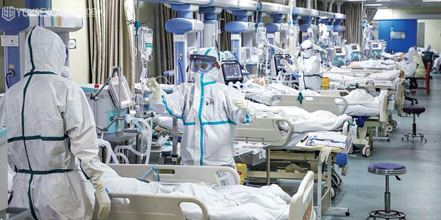 Türkiye'de bugün korona virüsten 149 kişi hayatını kaybetti