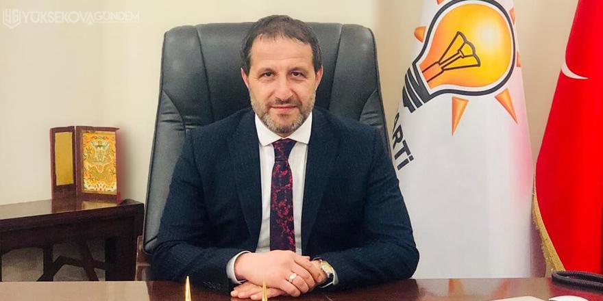 Ak Parti Hakkari İl Başkanı Emrullah Gür İstifa etti