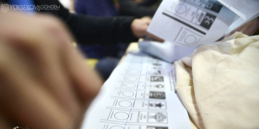 YSK 17 partinin seçime girebileceğine karar verdi