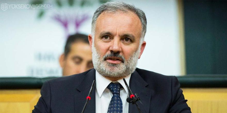 Ayhan Bilgen'den 'yeni parti' açıklaması