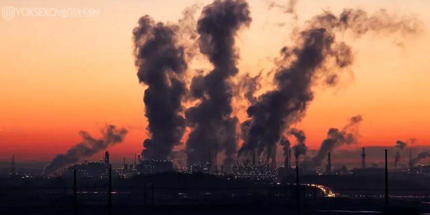 Hava kirliliği nedeniyle 300 milyon insan körlük riskiyle karşı karşıya