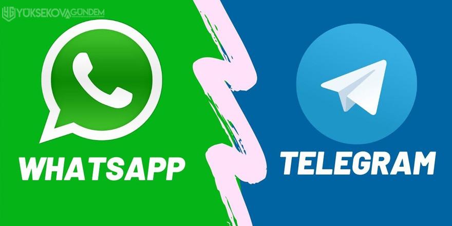 WhatsApp sohbet geçmişi Telegram'a nasıl aktarılır?