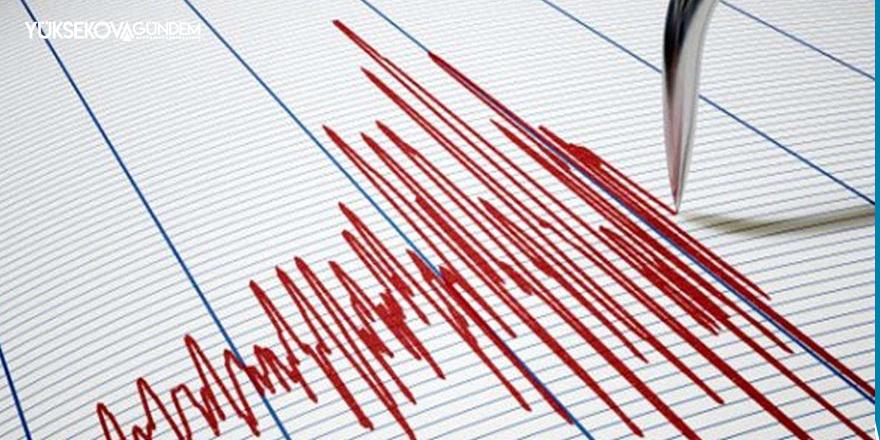 Japonya'da 7.1 şiddetinde deprem