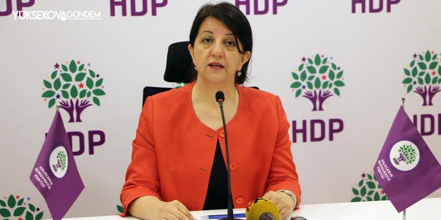 HDP'li 9 milletvekiline Kobani fezlekesi