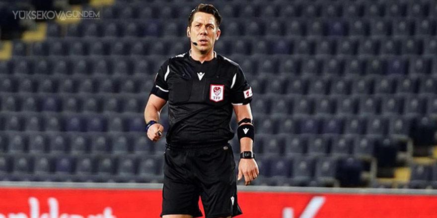 Türkiye Kupası'nda hakemler belli oldu