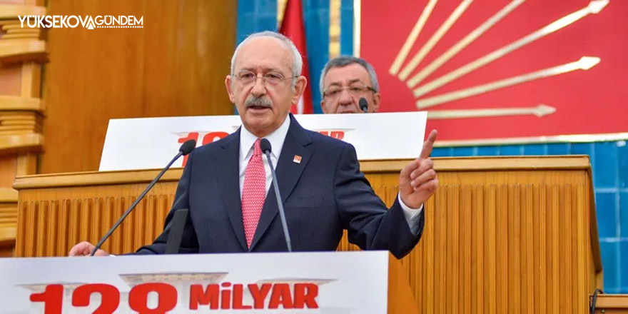 """CHP lideri Kılıçdaroğlu: """"Hani bildirinin arkasında CHP vardı?"""""""
