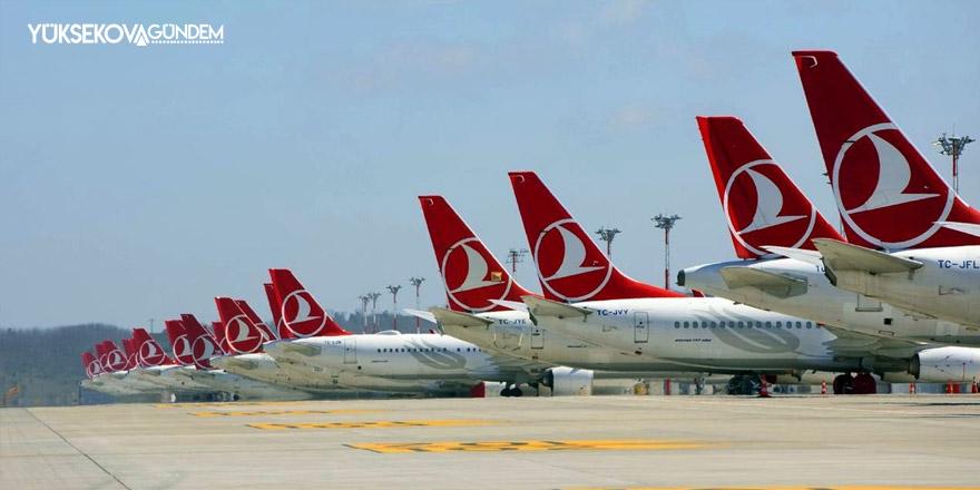 THY: Tam kapanmada biniş kartları havaalanlarından alınacak