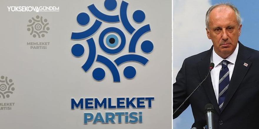 Memleket Partisi kuruldu, Muharrem İnce Genel Başkan seçildi
