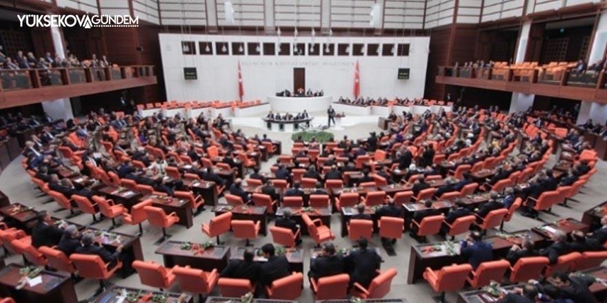 Ceza ve Güvenlik Tedbirlerini İnfazı hakkında Kanun Teklifi kabul edildi