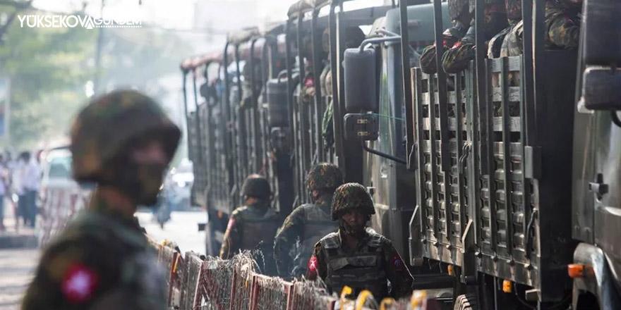 BM: Myanmar'da polis saldırıları sonucu 75 çocuk öldü