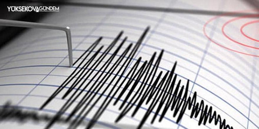 ABD'de 8.2 büyüklüğünde deprem!