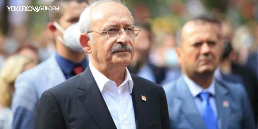 Kılıçdaroğlu: Barışı dostlarımızla getireceğiz