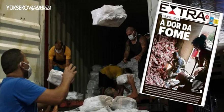 Brezilya açlığın fotoğraflarını konuşuyor