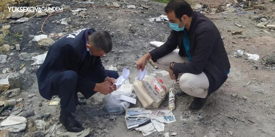 Hakkari Belediyesi sağlıksız gıdaları imha etti