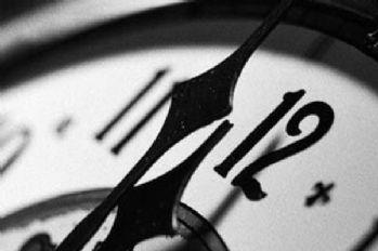 Saatlerinizi ileri almayı unutmayın