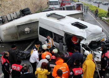 Şanlıurfa'da kaza: 13 ölü