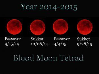 Kanlı Ay göğe yükselecek