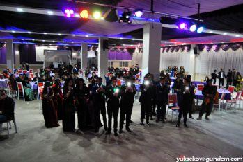 Şemsettin Onay Anadolu Lisesi Mezuniyet Gecesi