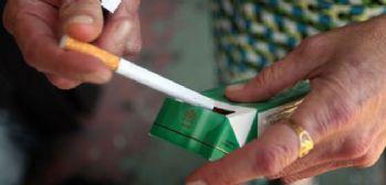 ''Sigara ile kanser arasında bir bağlantı yok''