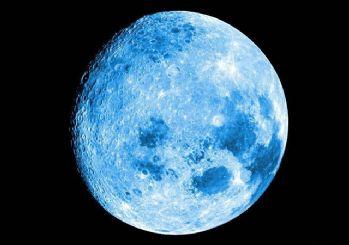 Bu gece Mavi Ay görülecek