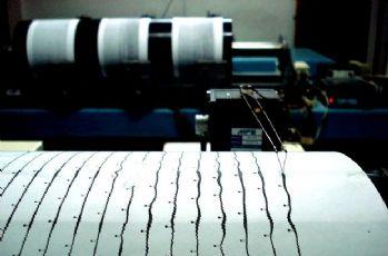 Ağrı'da 3.9 şiddetinde deprem meydana geldi