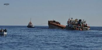 Ege Denizi'nde tekne battı: 11 ölü