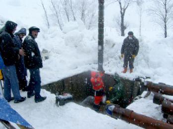 Yüksekova'da su kesintisi