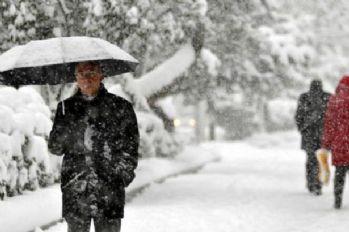 Meteoroloji'den kar yağışı için yeni tarih