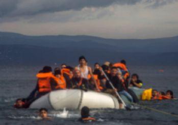 Ege'de mülteci botu battı: 11 ölü