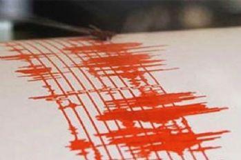 Ege'de 5.6 büyüklüğünde deprem