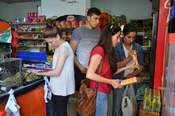 Yüksekova'da gıda ve imalathane denetimi yapıldı