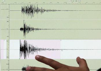 5.0 şiddetinde deprem meydana geldi