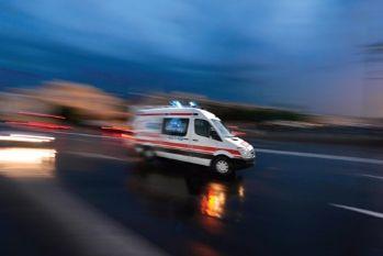 112 Acil Komuta: Zehirli gaz uyarısı yaptı