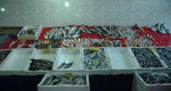 Van'da balık tezgahları boş kaldı