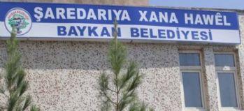 Baykan ve Veysel Karani Belediye Eşbaşkanları tutuklandı