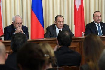 3 ülkenin imza attığı 'Moskova Deklarasyonu'nun tam metni!