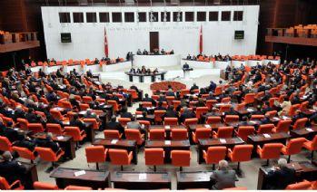 Anayasa değişiklik teklifinin 6'ncı maddesi kabul edildi
