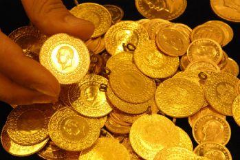 Çeyrek altın 220 lira oldu