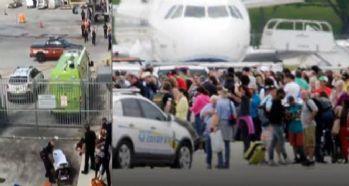 Havalimanı saldırısı: 5 ölü 8 yaralı